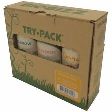 Biobizz bio bizz Try Pack Try-pack Trypack indoor tris fertilizzanti fertilizer