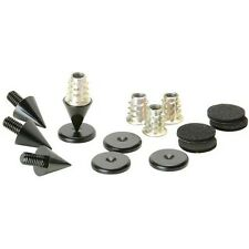 Dayton Audio - DSS2-BK - Black Speaker Spike Set 4 Pcs.