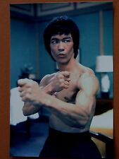 PHOTO COLLECTION BRUCE LEE N° 572 - OPERATION DRAGON ENTER THE DRAGON BRUCE LEE