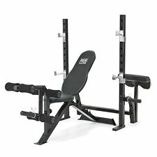 MARCY PRO 2PC OLYMPIC BENCH | PM-842