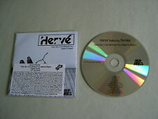 HERVE FT. RONIKA How Can I Live Without You (Make It Right) (Remixes) promo CD