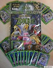 Once Upon a Zombie - Starter Pack inkl. Sammelalbum + 50 Tüten Sticker - NEU