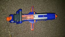 Nerf Elite N-Strike Hail Fire Hailfire Gun 3 Magazines Ammo Cartridges