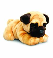 Keel Toys Reggie The Pug 35cm - Plush Dog Soft Toy Puppy Stuffed Animal - New