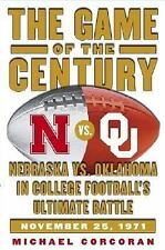 The Game of the Century: Nebraska vs. Oklahoma in College Football's U-ExLibrary