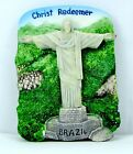BRAZIL CHRIST THE REDEEMER SOUVENIR 3D FRIDGE MAGNET COLLECTIBLES FOR GIFT