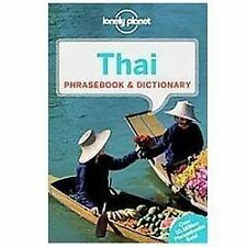 Lonely Planet Thai Phrasebook & Dictionary, Lonely Planet, Acceptable Book
