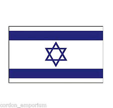ISRAEL ISRAELI STATE FLAG WORLD COUNTRY POLY FLAG 3 X 5 FOOT