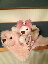 ANNETTE FUNICELLO BEARS LAYLA LIMITED EDITION MOHAIR
