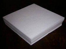 "50 sheets Medium Weight Tear Away Machine Embroidery Stabilizer Backing12""x10"""
