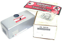 NIB ALARM LOCK SYSTEMS INC. 1U112 EXIT DOOR ALARM PG10