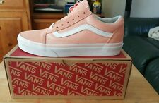 vans old skool uk size 7 suede