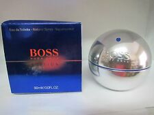 Boss in Motion Blue Edition by Hugo Boss 3 oz /90 ml Eau de Toilette Spray MEN