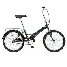 Schwinn 14 Hinge Folding Bike,14-Inch/Medium,Grey- S2278C Cycles NEW