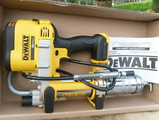 DeWalt DCGG571B 20V MAX Lithium Ion Grease Gun (Bare Tool)