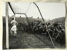 photo press football    Ireland-France 16/11/1952 à Dublin la foule        301
