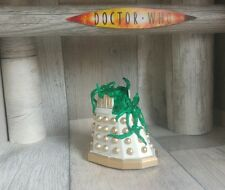 DOCTOR WHO  CUSTOM NSD DALEK  KALED MUTANT  5 INCH  MUST BE SEEN  WHITE