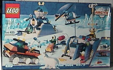 Lego Town Artic 6575 Polar Base NEW SEALED  2000'