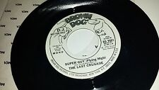 THE LAST CRUSADE: Super Guy (Flying High) BROWN DOG 9001 PROMO SOUL 45