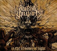 Abigail Williams - In the Absence of Light CD 2010 digi black metal Candlelight