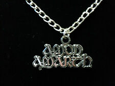 AMON  AMARTH   Pendant  NECKLACE