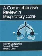A Comprehensive Review in Respiratory Care by Robin J. Dixon, Susan P....