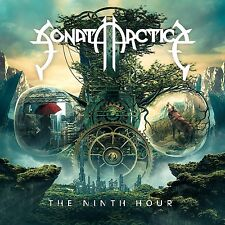 SONATA ARCTICA - THE NINTH HOUR BLACK VINYL 2 VINYL LP NEU
