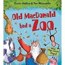 Old Macdonald Had a Zoo (Lift the Flap), Jobling, Curtis, New Book