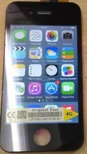 Calidad Original Repuesto Pantalla Lcd Digitalizador Para Original Iphone 4 4g Negro