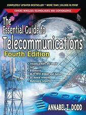 Essential Guide: The Essential Guide to Telecommunications by Annabel Z. Dodd...