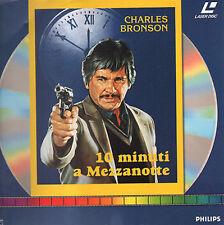10 minuti a mezzanotte - 1983 - 101 min. - Laser Disc