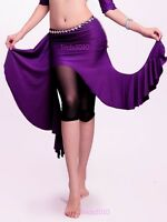 New Belly Dance Costume Hip Scarf Wrap Belt Skirt 10 colours