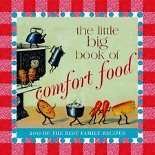 The Little Big Book of Comfort Food - New  - Hardcover