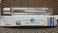 PHILIPS MASTER SON-T PIA PLUS HIGH PRESSURE SODIUM LAMP 250W E40