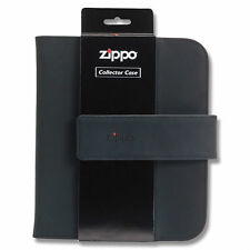 Zippo 142653 Collectors Case Holds 8 Standard Lighters Velcro Strap