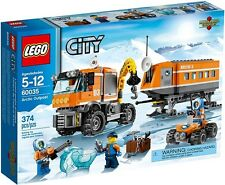 LEGO City 60035 Arctic Outpost Sale !