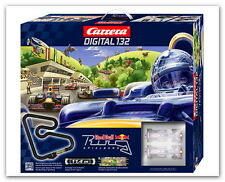 CARRERA DIGITAL 132 -- Red Bull Ring Spielberg -- Rennbahn ca. 11.40 m - 30176