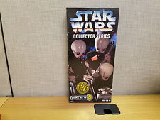 "Star Wars Collector Series 12"" Cantina Band Doikk Na'ts Action Figure Brand New!"