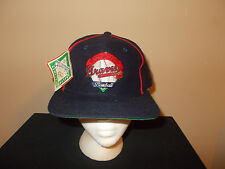 VTG-1990s Atlanta Braves diamond style The GAME Limited snapback hat sku10