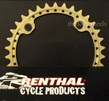 RENTHAL Ultralite SR4 PARACATENA 34T 104BCD MTB BICI CNC 7075 Alloy Chain ring