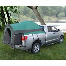 Pick Up Tent Bed Portable Camping Hiking Canopy Camper Truck SUV Cover Full Size