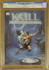 Marvel Graphic Novel: Kull #nn CGC 9.6 Vale of Shadow