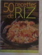 50 recette de riz