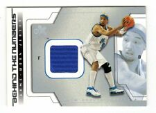 DREW GOODEN NBA 2003-04 E-X BEHIND THE NUMBERS GAME-USED JERSEY (ORLANDO MAGIC)