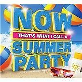 Various Artists - Now That's What I Call a Summer Party (2015)