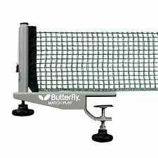 NEW Butterfly Match play Table Tennis Net & Post Clip - Cheap Table Tennis