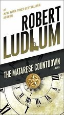 The Matarese Countdown: A Novel Ludlum, Robert Mass Market Paperback