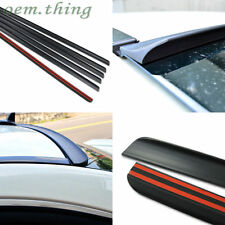 Honda Civic 9th Rear Window Roof Lip Spoiler US Model Unpaint 2012-2015 Saloon ○