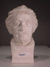 +# A009867 Goebel Archiv Arbeitsmuster Büste von Einstein 18-303 Plombe
