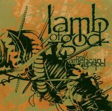 "LAMB OF GOD ""NEW AMERICAN GOSPEL"" LP VINYL NEUWARE"